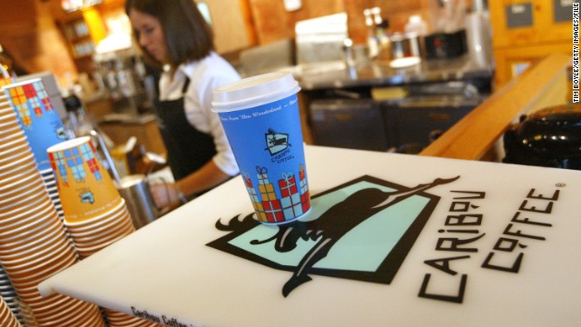 Caribou Coffee closing 80 stores