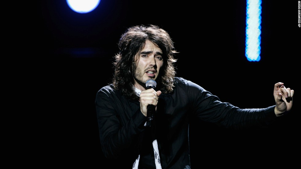 Comedian Russell Brand's Hollywood home is reportedly the latest target of celebrity &quot;swatting,&quot; in which false 911 calls are made reporting incidents at celebrities' homes. &lt;a href='http://www.cnn.com/2013/04/08/showbiz/russell-brand-swatted/index.html?hpt=hp_c3'&gt;Los Angeles police went to Brand's home&lt;/a&gt; at 3:35 p.m. on Monday, April 8, in response to a call about an armed man being at his residence, but determined it was a &quot;fraudulent call.&quot; The officer who responded said she didn't know if Brand was home at the time.