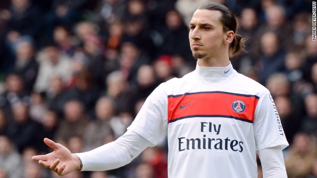 PSG's Qatari owners have invested heavily in top players such as Swedish forward Zlatan Ibrahimovic, but will face spending restrictions as they seek to improve on this season's Champions League quarterfinal ach