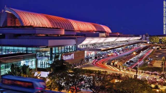 Singapore Changi Airport was named the world's best airport for the second year in a row at the World Airport Awards in Barcelona, Spain. Changi also won the award for best airport leisure amenities.