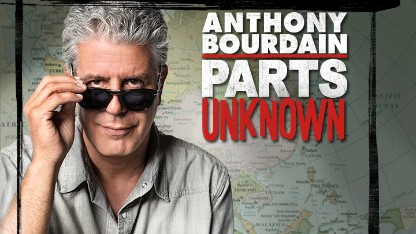 Explore Parts Unknown with CNN!