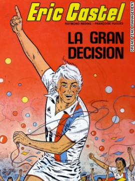 "The eighth edition was arguably the series' most controversial when Castel left Barcelona to join French team Paris Saint-Germain in a release entitled ""La Grande Decision"" (""The Big Decision"")."