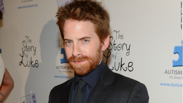 Seth Green attends the Los Angeles premiere of