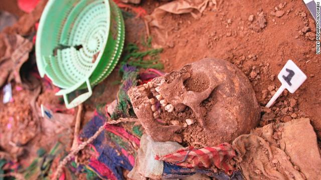 """Guatemala """"revive"""" el genocidio con los testimonios de las víctimas"""