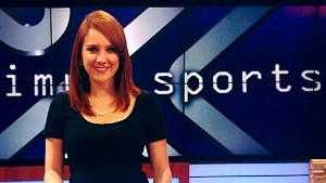 Jessica Ghawi was starting a career in sports journalism