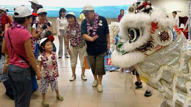"Dr. Arlt says a key issue is the ability of frontline service staff to make Chinese guests feel welcome and comfortable. ""Chinese tourists often say they feel treated like second class people, even when they spend a lot of money,"" he says."