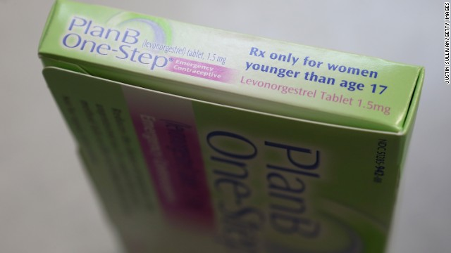 Justice Department appeals morning-after pill ruling