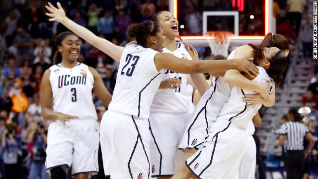 NCAA Women's Championship: UCONN vs. Louisville