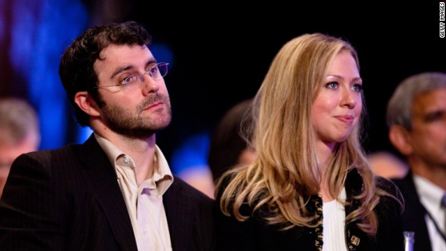 Chelsea Clinton's mother (-in-law) considering bid for office