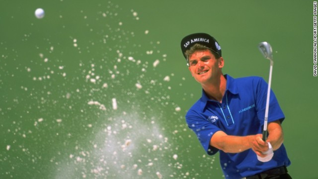 Five-time PGA tour winner Jesper Parnevik shot onto the American golf scene thanks to his trademark flip-brimmed hats and distinct wardrobe designed by Johan Lindeberg. The stylish Swede signed a deal with Cobra Puma Golf in early 2013.