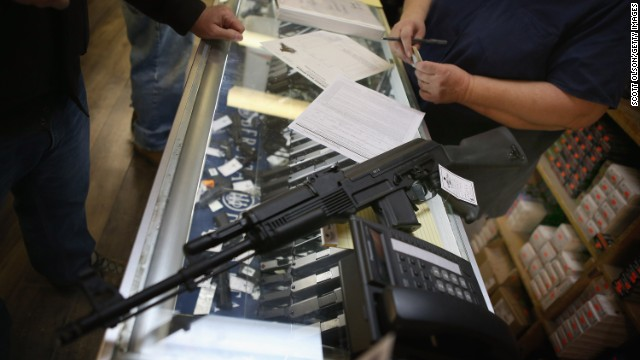 Missouri governor vetoes bill that would have nullified federal gun laws