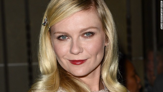If you guessed Dunst you are correct! The actress is 30.