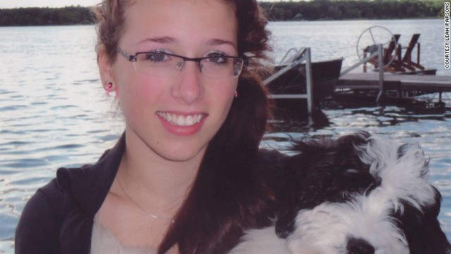 Canadian teenager Rehtaeh Parsons