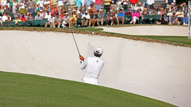 "While ""Amen Corner"" make make or break a player's hopes, the bunker-lined 18th hole -- known as ""Holly"" -- is where history is made and Green Jackets are put on the winner."