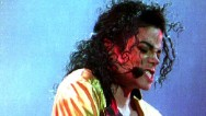 Jurors hearing the Michael Jackson wrongful death trial got a stark look at the dead pop icon after a lawyer showed them an autopsy photo.