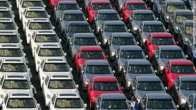 Honda, Nissan y Toyota retiran 3,4 millones de autos por bolsas de aire defectuosas