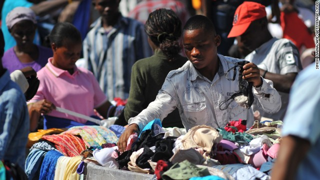 Is your old t-shirt hurting African economies? - CNN.com