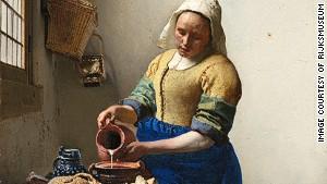 Johannes Vermeer\'s \