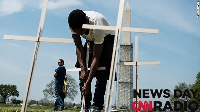CNN Radio News Day: April 11, 2013