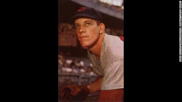 In 1944, when most able-bodied American men were fighting in World War II, a boy in a Cincinnati Reds cap took the mound against the St. Louis Cardinals at Crosley Field. At 15 years, 10 months and 11 days, Joe Nuxhall became the youngest baseball player in modern history. Despite a horrid ninth-inning outing, Nuxhall went on to an impressive career, including a 37-year run as a Reds announcer, before dying of lymphoma in 2007.