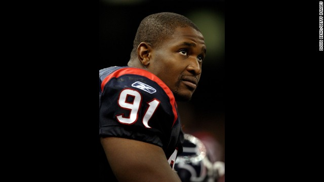Born in Nigeria, Amobi Okoye was used to being the youngest of his peers. After immigrating to Huntsville, Alabama, in 1999, an aptitude test placed him in the ninth grade — at age 12. Four years later, he was in college playing defensive tackle for the Louisville Cardinals. When the Houston Texans took him as the 10th overall pick in the 2007 NFL Draft, the 19-year-old became the youngest player ever drafted.