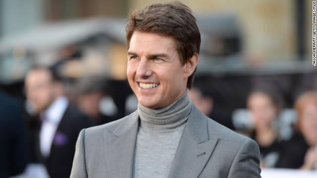 Tom Cruise kept working through divorce