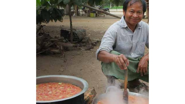 """OPINIÓN: La comida hace """"buena"""" a la gente"""