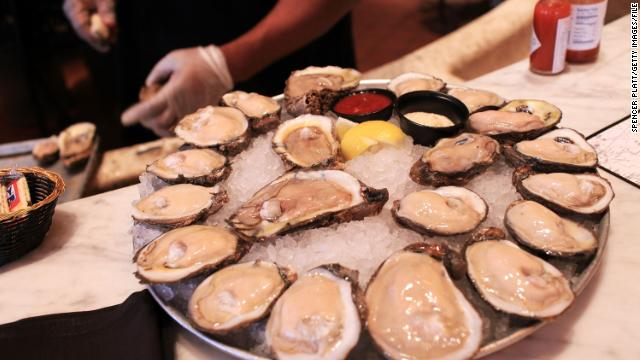 If oysters are more to your liking, you might be better off heading to Ireland's Killary Harbour -- home to one of the largest and cleanest collections of shellfish in Europe.