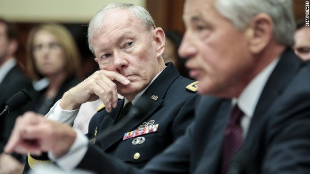 130411204348 general dempsey story top Mistake in classification led to N. Korea info being revealed