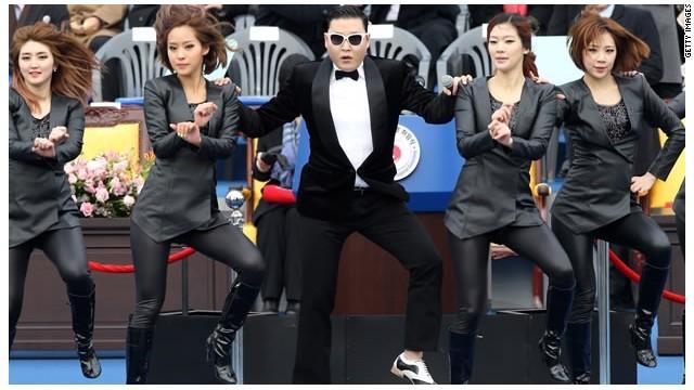 """Psy estrena su canción """"Gentleman"""" y la transmite en vivo por YouTube"""