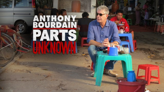 El chef Anthony Bourdain aspirará a cuatro Emmy con su serie en CNN