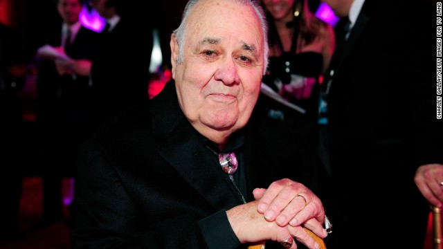 "Winters attends the TV Land Awards in 2008. Over the years his appearances on various TV shows made him a beloved figure in the entertainment world. Other comedians hailed him as a ""genius."""