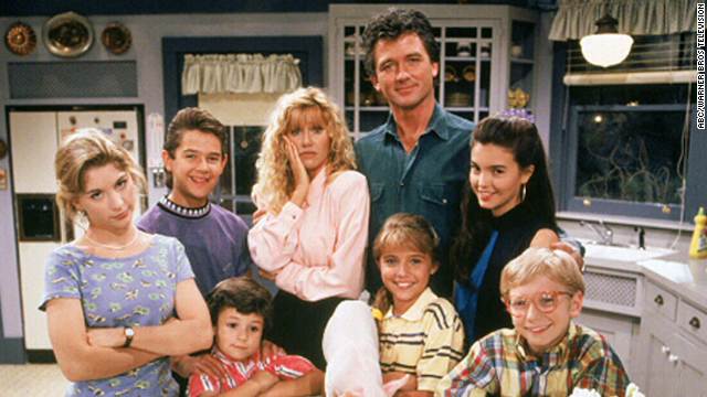 A 'Step By Step' reunion special? Patrick Duffy's on board