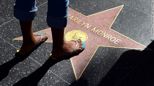 The <a href='http://www.walkoffame.com' target='_blank'>Hollywood Walk of Fame </a>stretches along Hollywood Boulevard and Vine Street. It features nearly 2,500 stars with about two added each month.