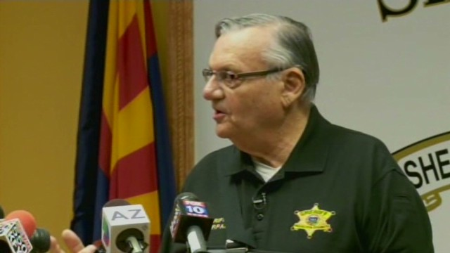 Federal judge says Arizona sheriff was racially profiling