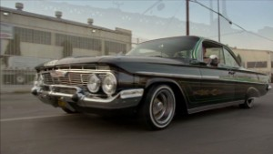 Bourdain gets 'low-down' in a lowrider
