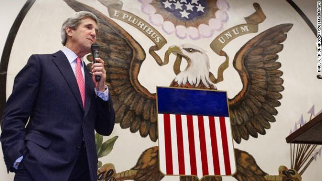 John Kerry establece las condiciones para dialogar con Corea del Norte