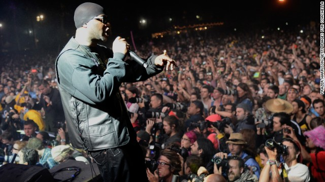 Wu-Tang Clan is back in action on April 14.