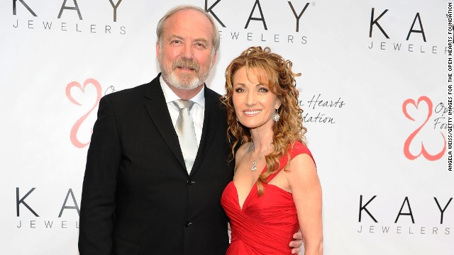 Jane Seymour, James Keach separated