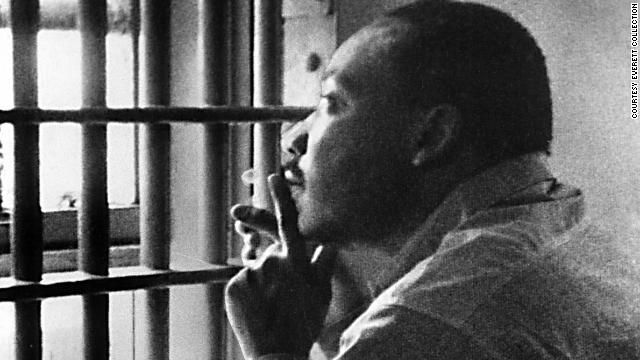 The Rev. Martin Luther King Jr. wasn't a dreamer in a Birmingham jail cell. He became something else, scholars say.
