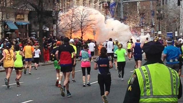 Sube a 264 la cifra de heridos por los atentados en Boston