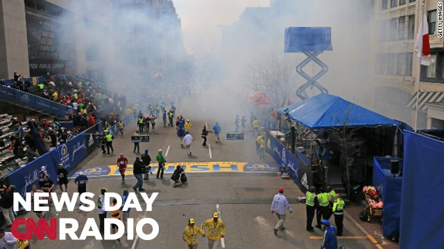 CNN Radio News Day: April 15, 2013
