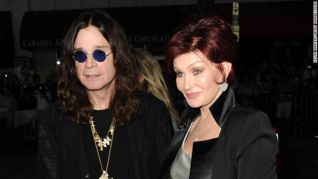Have the Osbournes broken up?