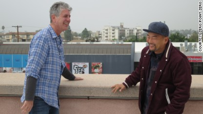 roy choi and anthony bourdain