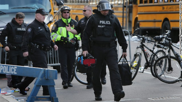 FBI to take lead in investigating Boston Marathon bombings