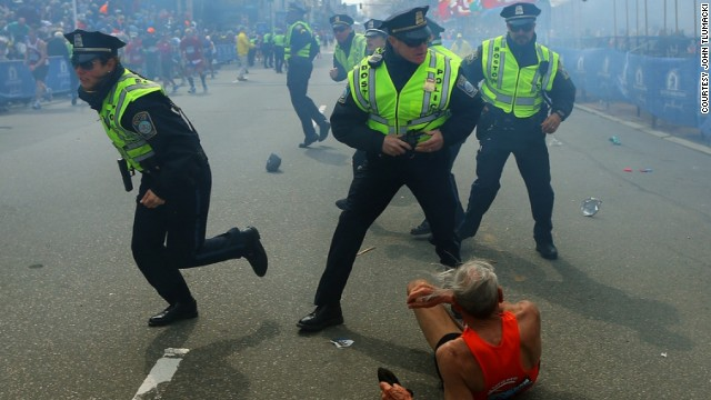 Ataque terrorista sacude la Maratón de Boston