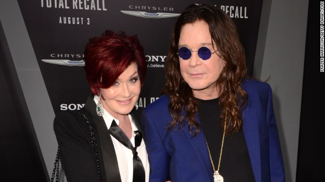 Ozzy Osbourne, 44 days sober, isn't getting divorced