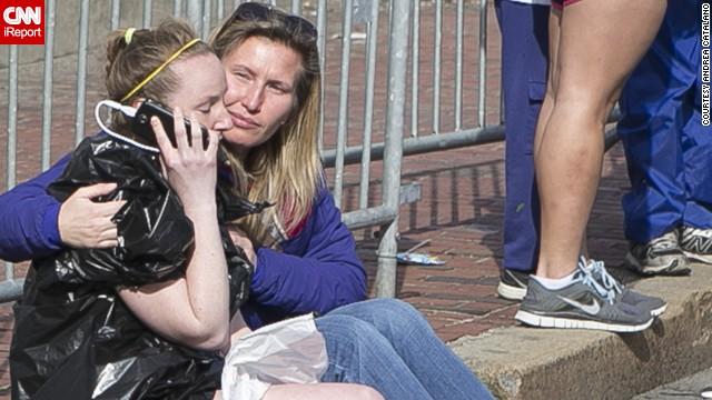 Cómo ayudar a las víctimas del atentado de Boston