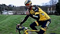 S. African cyclist: Never give up