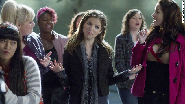 "One huge sequel arriving in May 2015 will be the follow-up to 2012's a capella comedy ""Pitch Perfect,"" with the full cast back and Elizabeth Banks behind the director's chair."